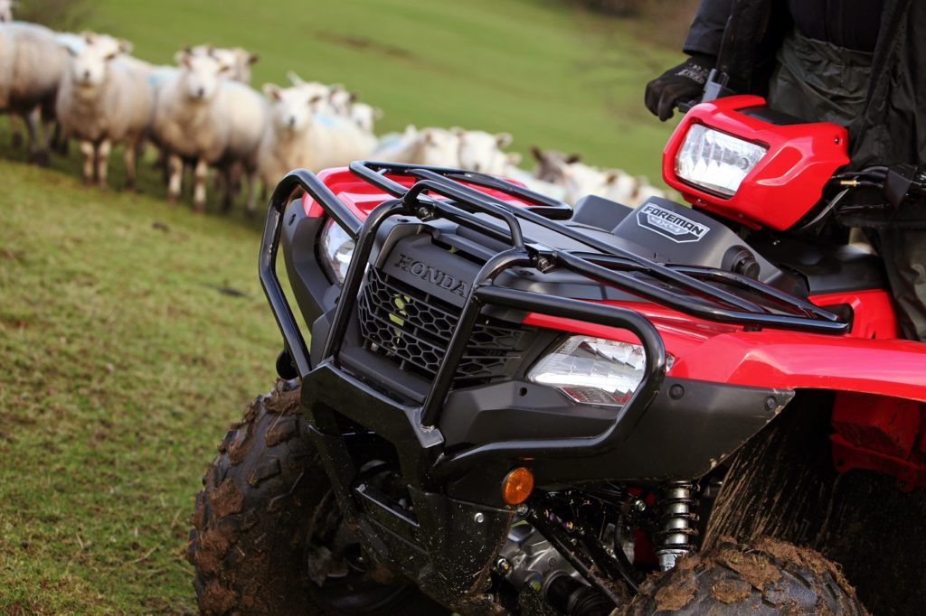 Summer Savings on Honda Quads