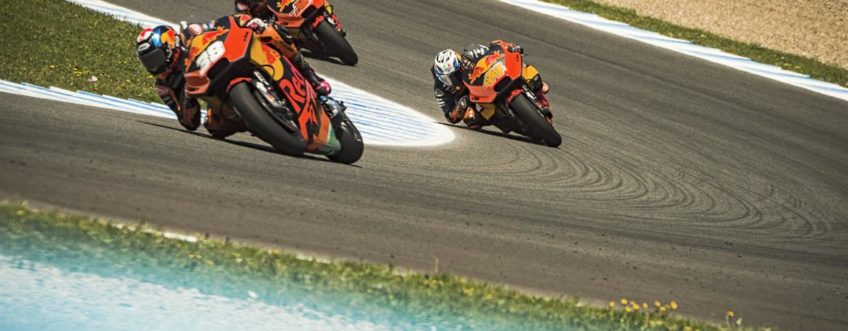 KTM Red Bull Factory Racing have Positive Tests at Jerez