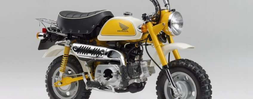 Coming Soon – The Honda Monkey Bike