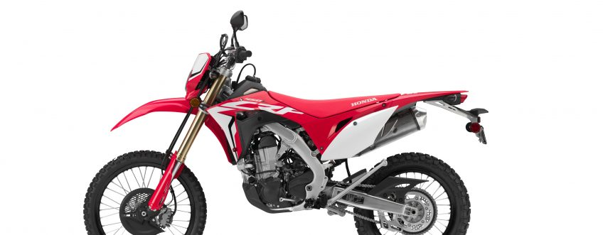 Coming Soon – The Honda CRF450L