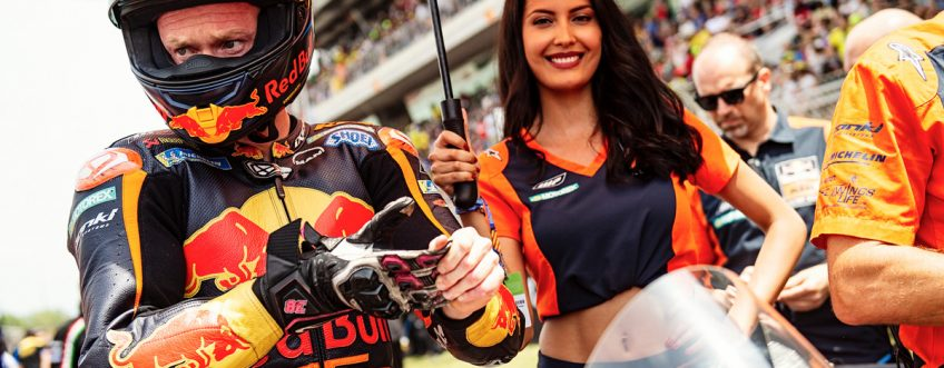 Tough & tight qualifying for Red Bull KTM at Catalunya