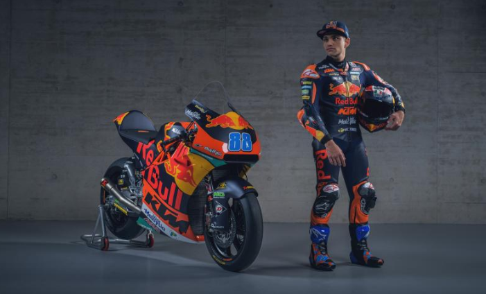 Red Bull KTM launch 2019 challengers
